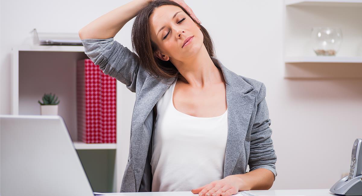 Rutina de estiramientos para hacer en tus pausas activas. Foto: Shutterstock