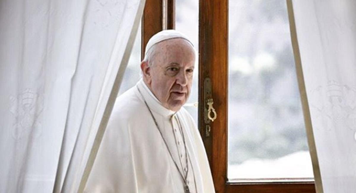 El Papa Francisco espera que la humanidad salga adelante luego de la pandemia del coronavirus. Foto: Instagram