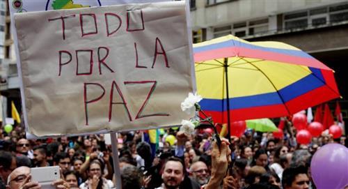 Líderes sociales colombianos denuncian nuevas amenazas contra su vida