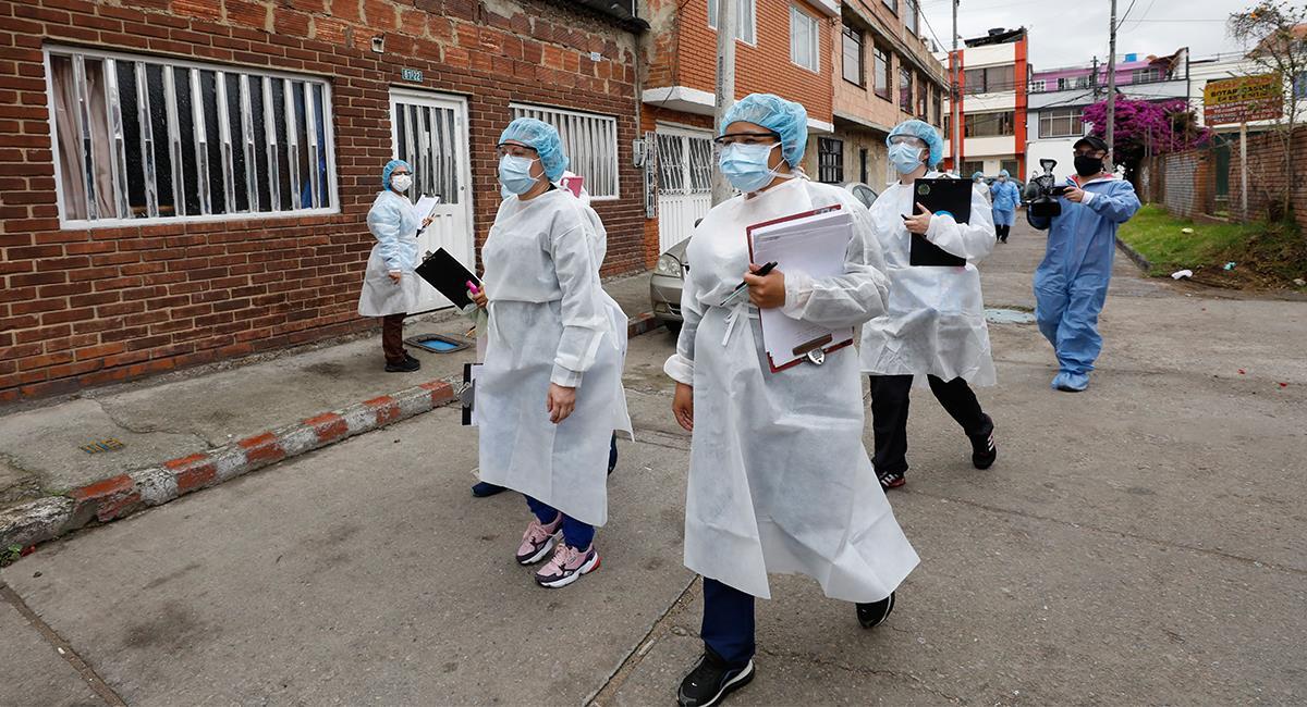 Algunos países de Latinoamérica han gestionado de buena forma el avance del coronavirus. Foto: EFE