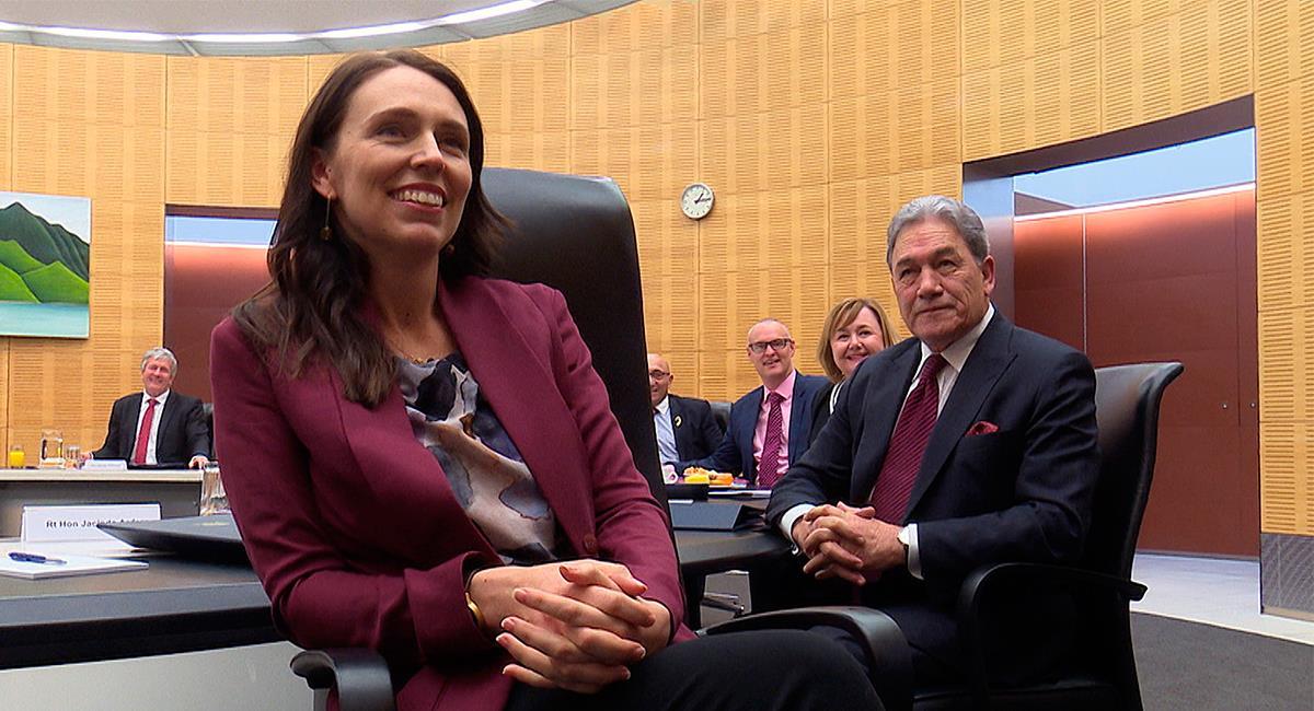El Gobierno de Nueva Zelanda celebró el fin de la pandemia en su país. Foto: EFE