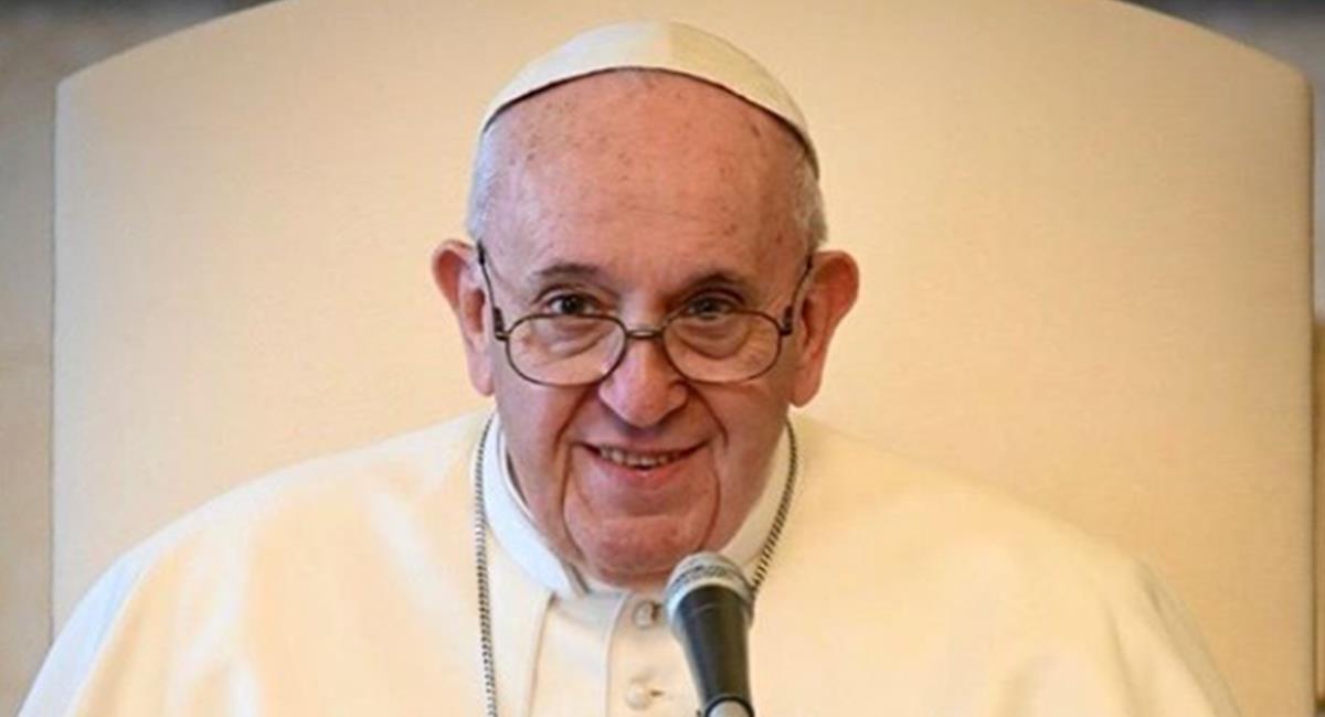 El papa Francisco sigue mostrando su cercanía con las personas víctimas del COVID-19. Foto: Instagram