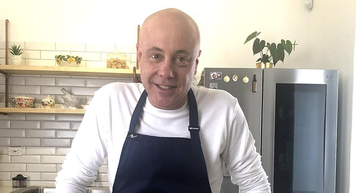Jorge Rausch, dueño de los restaurantes Criterión. Foto: Twitter