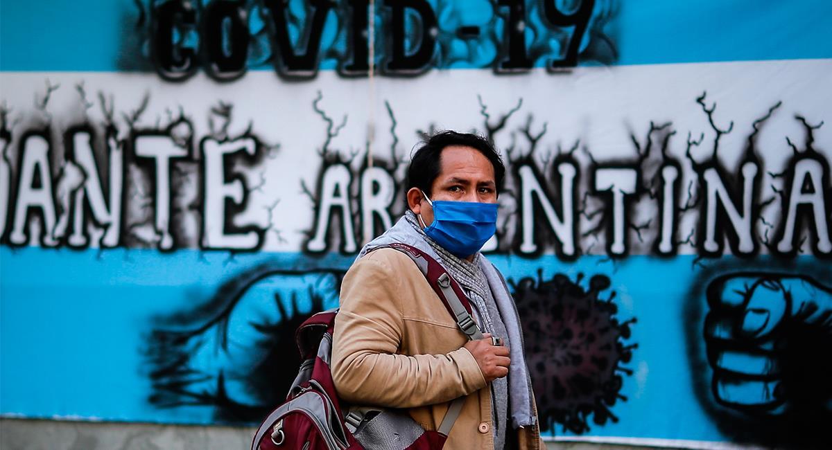 Argentina seguirá en cuarentena hasta el 28 de junio. Foto: EFE