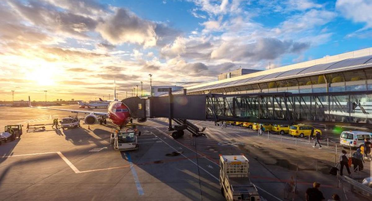 Los vuelos serán 'condicionados' al manejo de la salud en cada región. Foto: canalinstitucional.tv