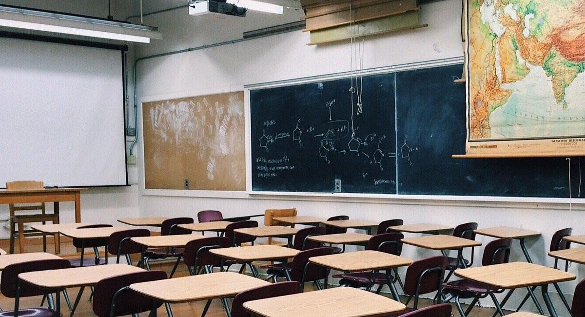 Los alumnos no regresarán a clases presenciales este 2020. Foto: Pixabay