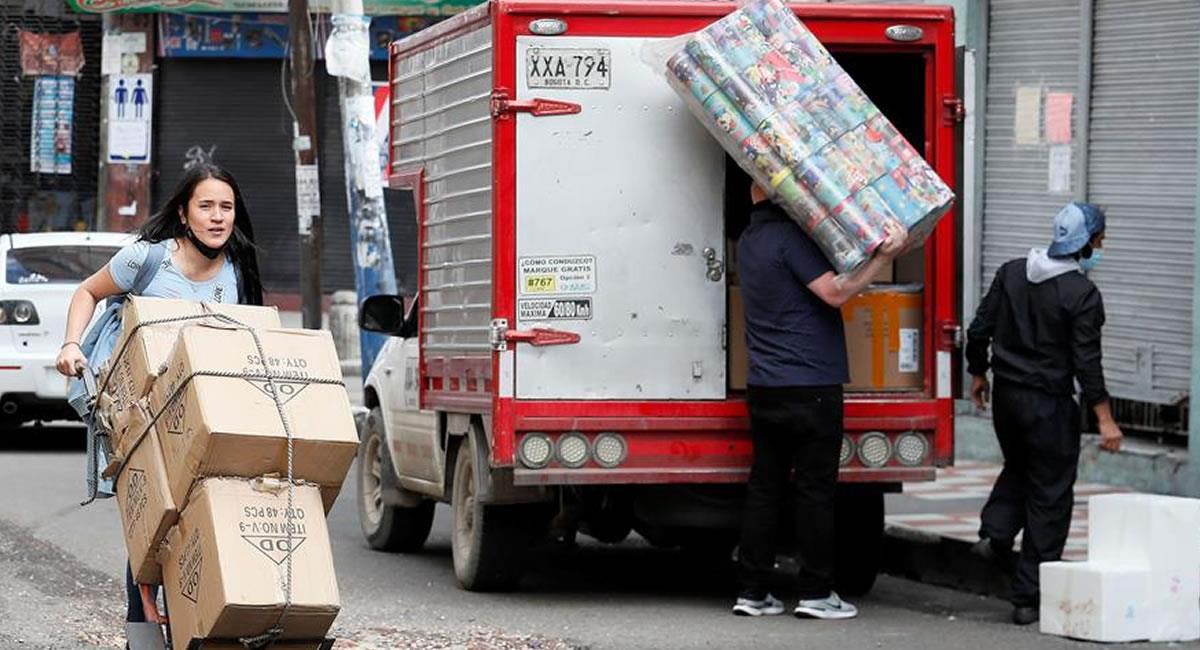 Barranquilla mantiene alto contagio de COVID-19. Foto: EFE