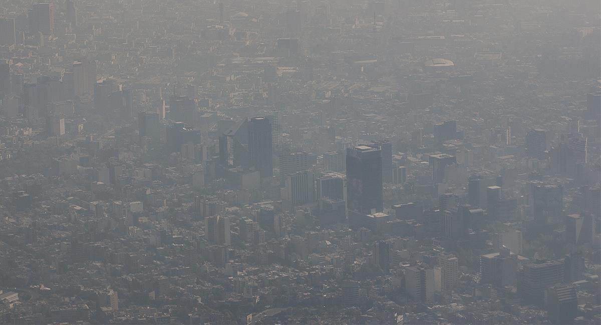 Es crítica la calidad del aire en muchos países por cuenta de la contaminación. Foto: Shutterstock