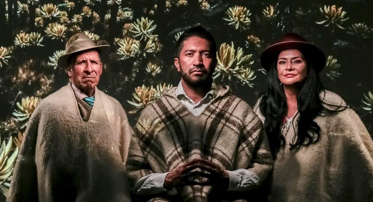 Protagonistas de la película, 'Sumercé'. Foto: Cortesía