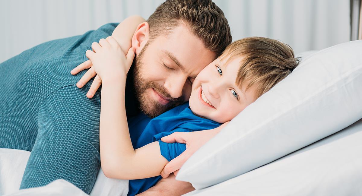 Planes para celebrar el día del padre en cuarentena. Foto: Shutterstock
