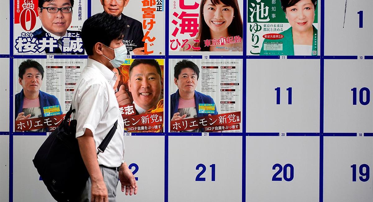 Japón sigue buscando la forma de registrar menos contagios de COVID-19. Foto: EFE