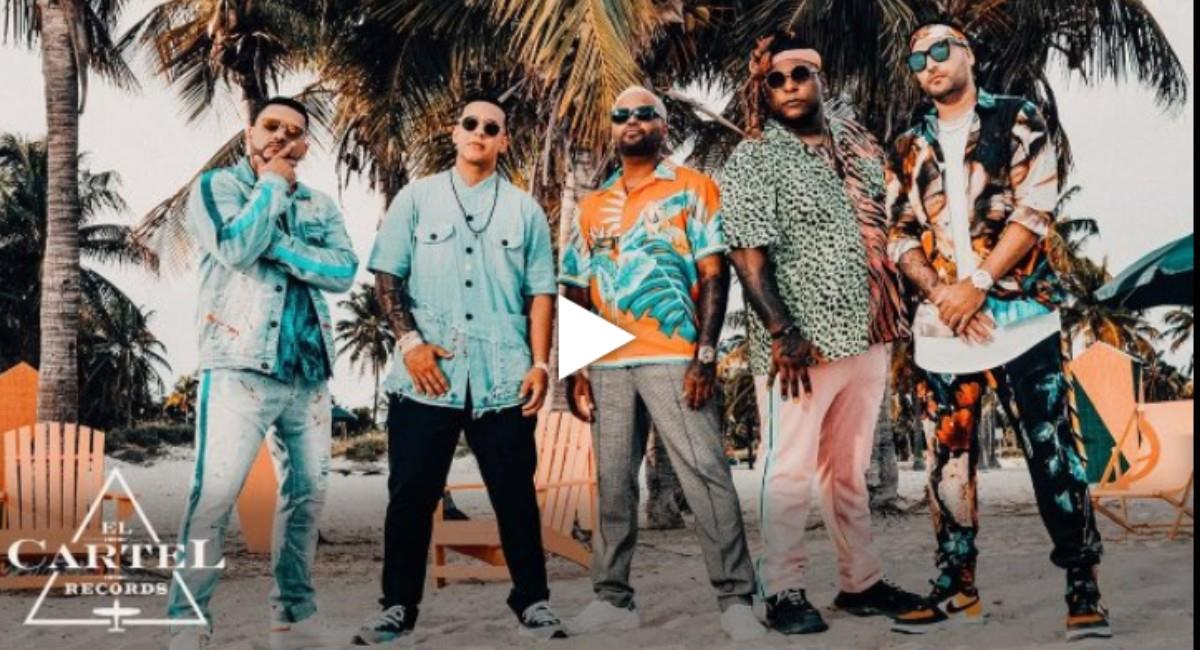 La canción y el video oficial ya está disponible en YouTube. Foto: Youtube