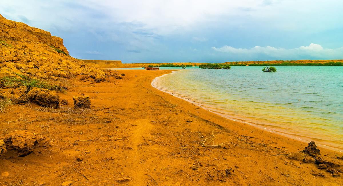 Punta Gallinas es un paraíso 'escondido' en La Guajira. Foto: Shutterstock