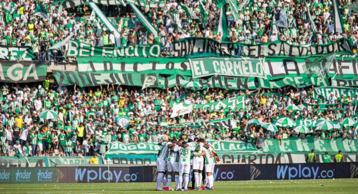 Atlético Nacional busca internacionalizarse. Foto: EFE