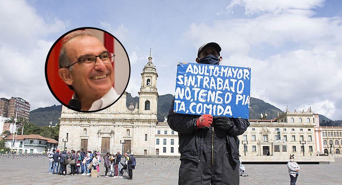 Humberto de la Calle es uno de los defensores de la llamada 'rebelión de las canas'. Foto: UN Periódico Digital
