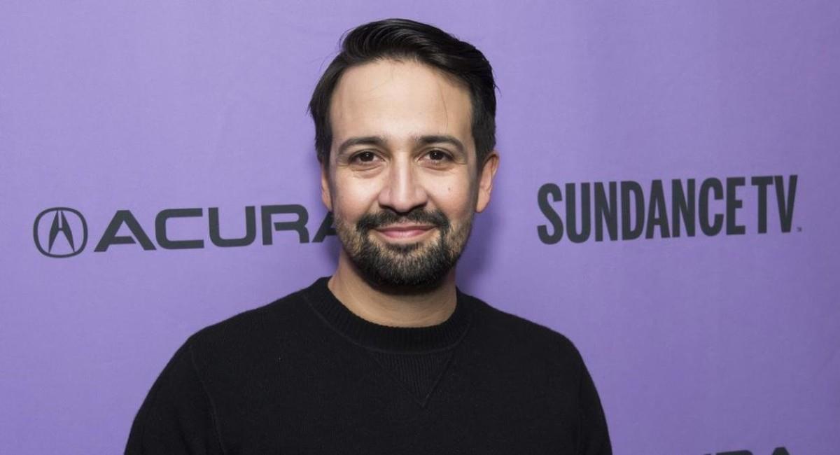 Actor y productor Lin-Manuel Miranda. Foto: Twitter
