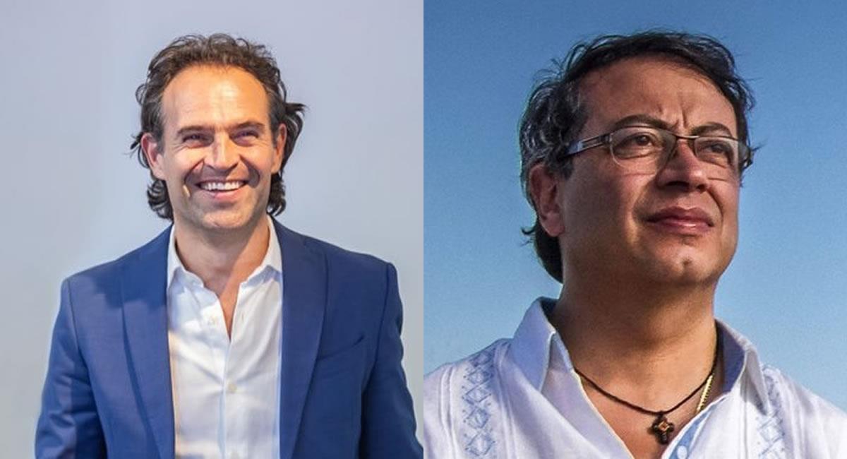 Ambas figuras políticas han tenido 'diferencias' desde 2018. Foto: Twitter
