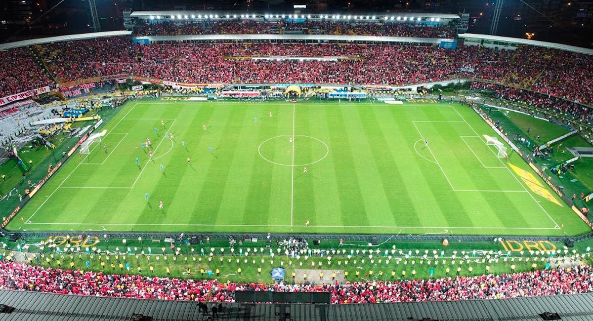 El Campín fue de los estadios peor calificados. Foto: Prensa IDRD