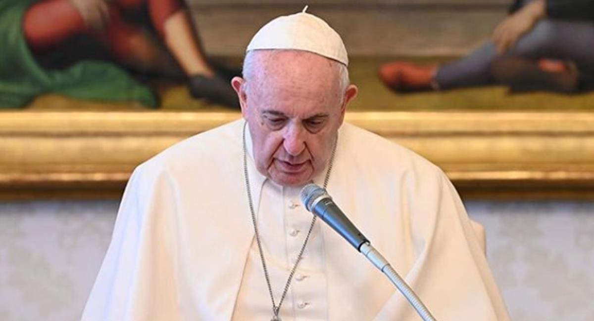 El papa Francisco mostró su cercanía con los afectados por el terremoto en México. Foto: Instagram @franciscus