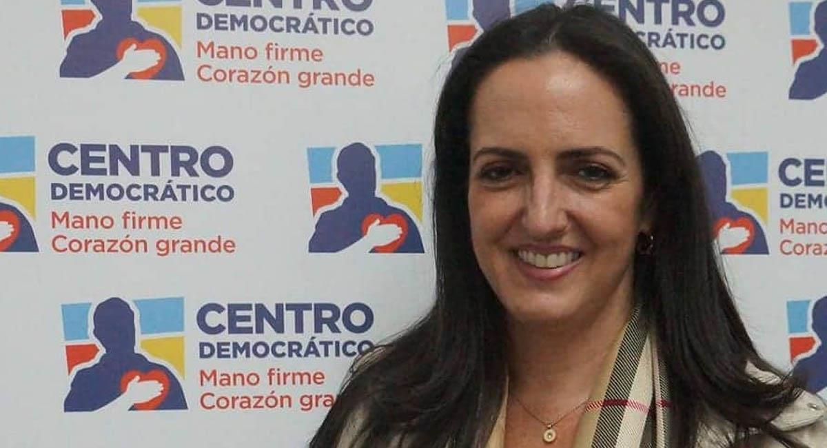 María Fernanda Cabal es una de las senadoras más polémicas de Colombia. Foto: Twitter / @PluralidadZ