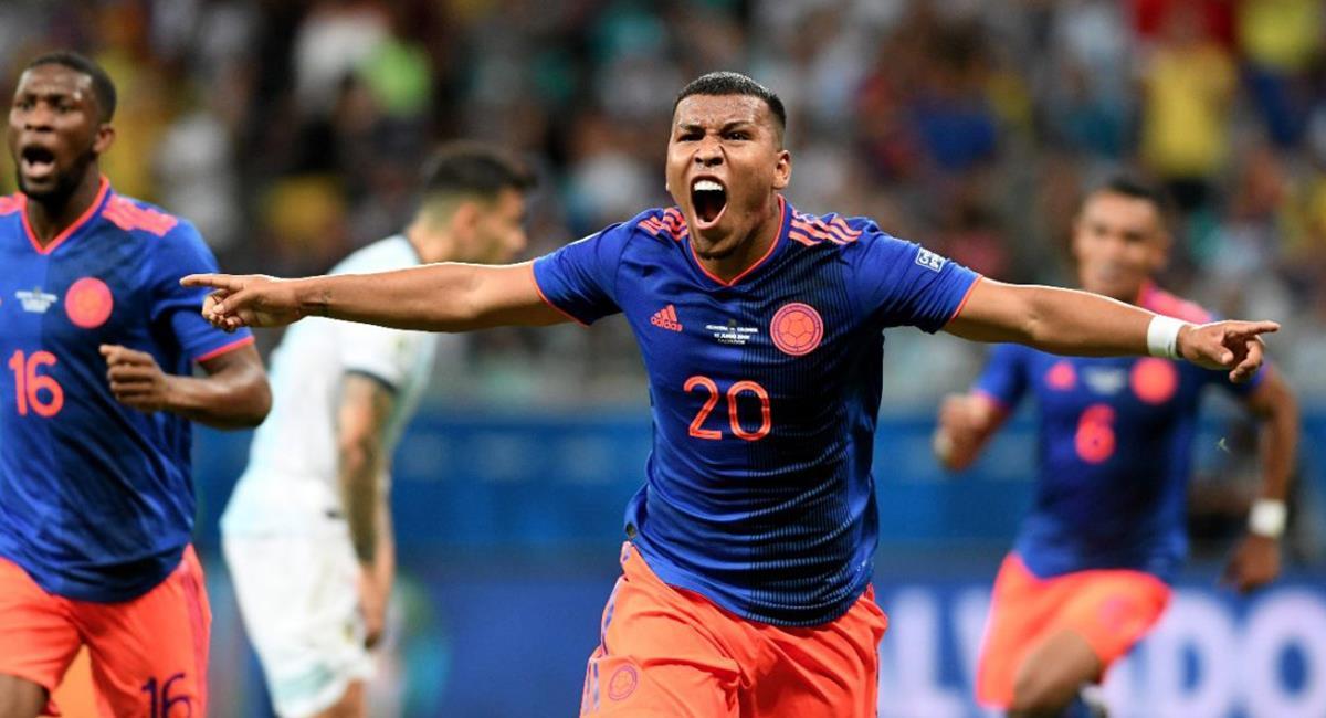 La Selección Colombia debutará en las clasificatorias a Qatar 2022 ante Venezuela. Foto: Twitter @FCFSeleccionCol