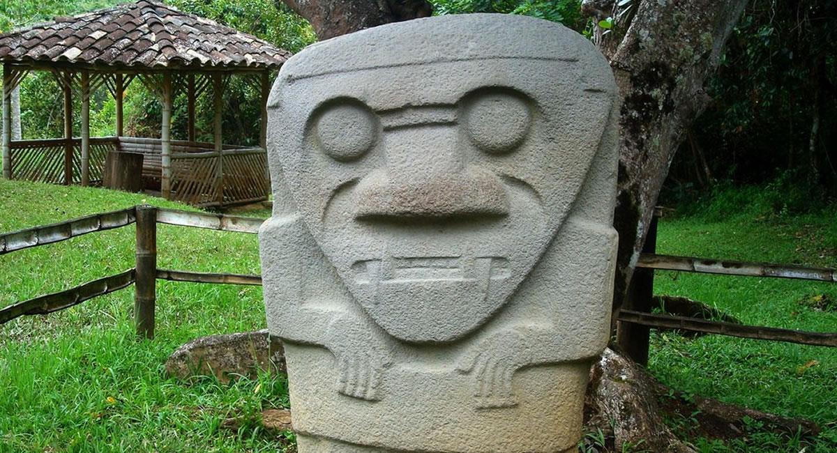 El parque fue decretado como Patrimonio de la Humanidad en 1995. Foto: Sanagustinhuilacolombia.com
