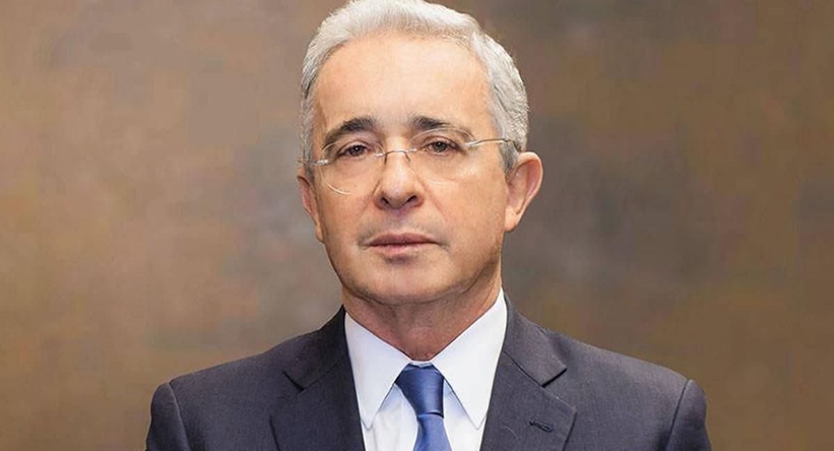 La tendencia del 'Legado de Uribe' se prolongó durante toda la tarde de este viernes. Foto: Twitter