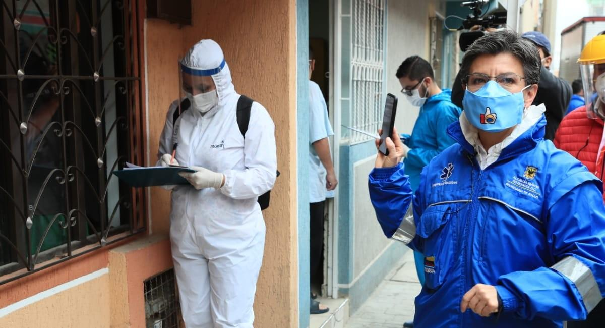 Intensifican pruebas gratuitas. Foto: Twitter