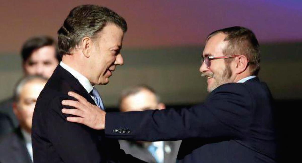 Santos asegura que FARC
