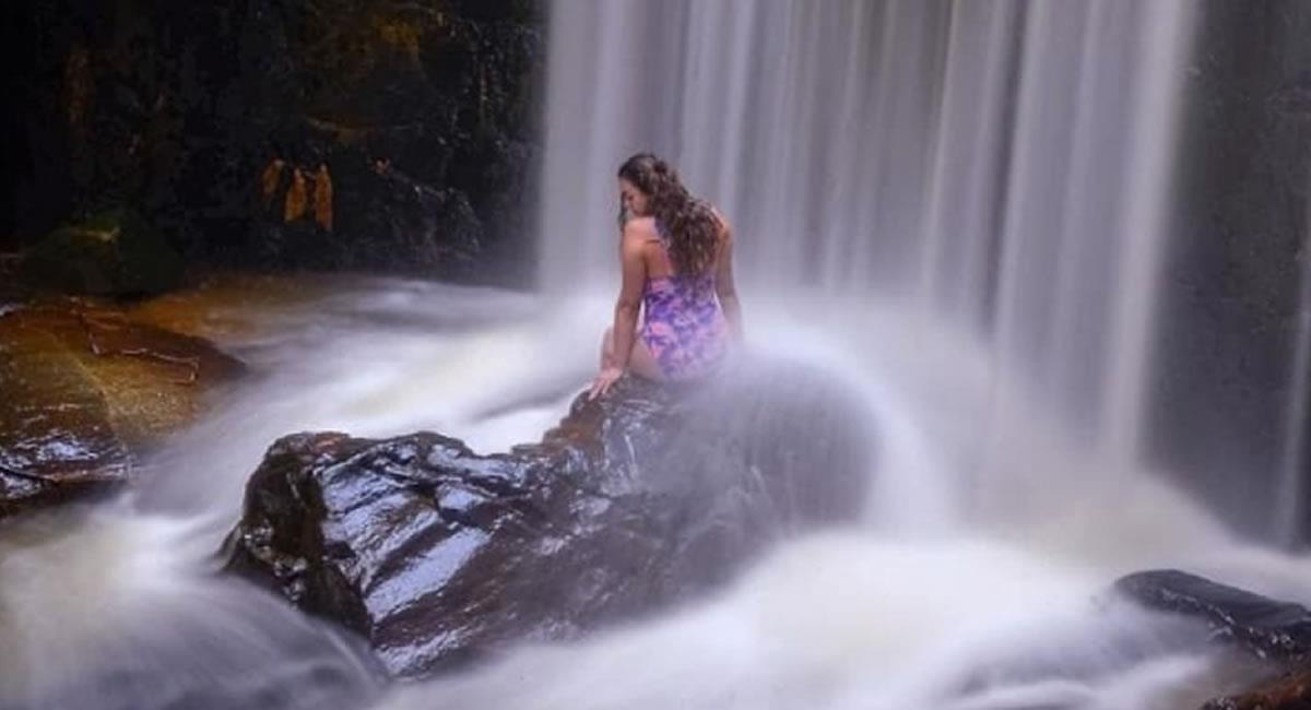 Las opciones naturales en Antioquia, son muchas. Foto: Twitter @ColombiaTravellers