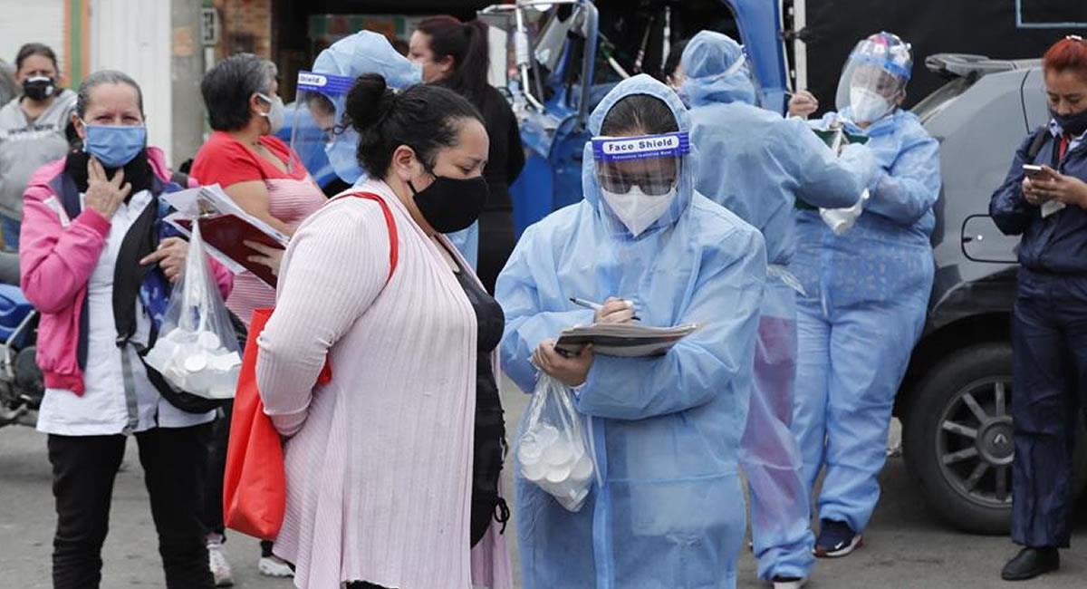 El contagio se ha concentrado en 6 municipios según datos oficiales. Foto: EFE