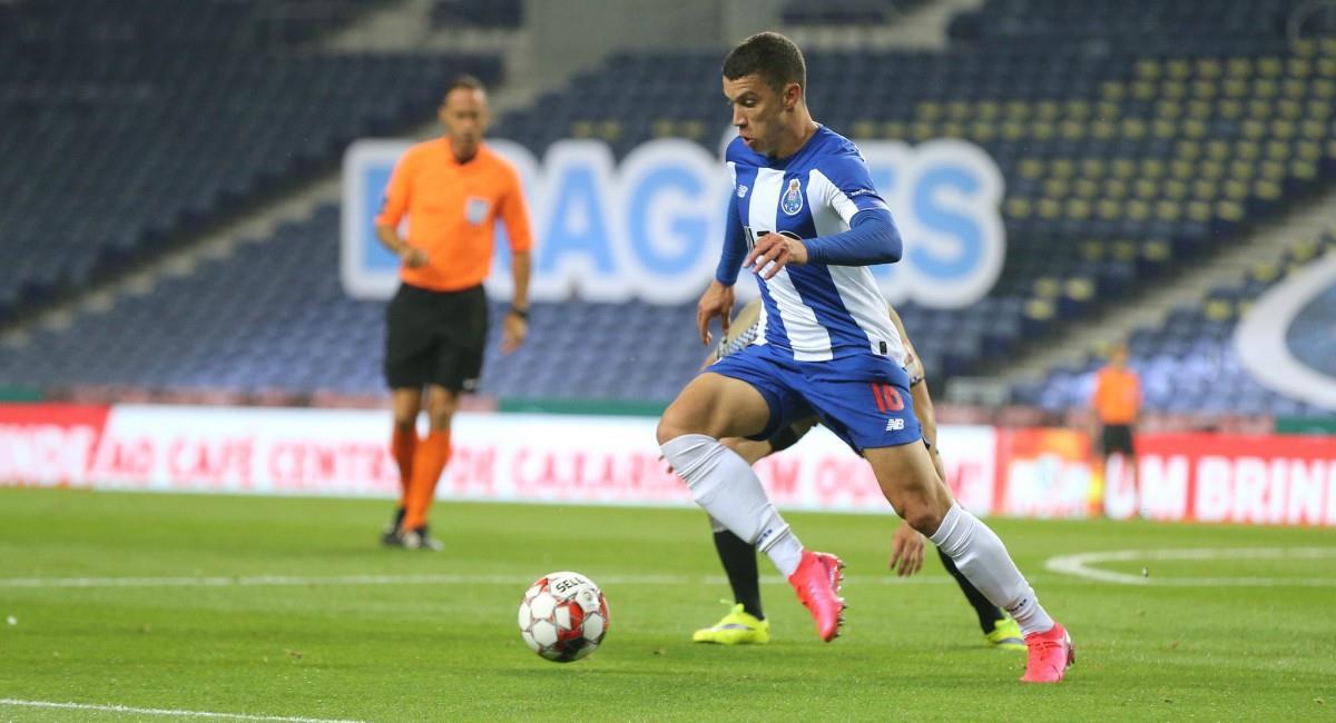 Porto quedó cerca de salir campeón. Foto: Twitter Prensa redes Matheus Uribe