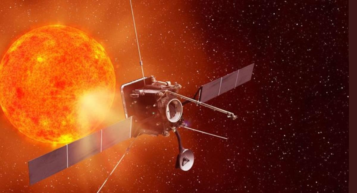 La sonda solar investigará el comportamiento del 'astro Rey'. Foto: Twitter @aviation24pl
