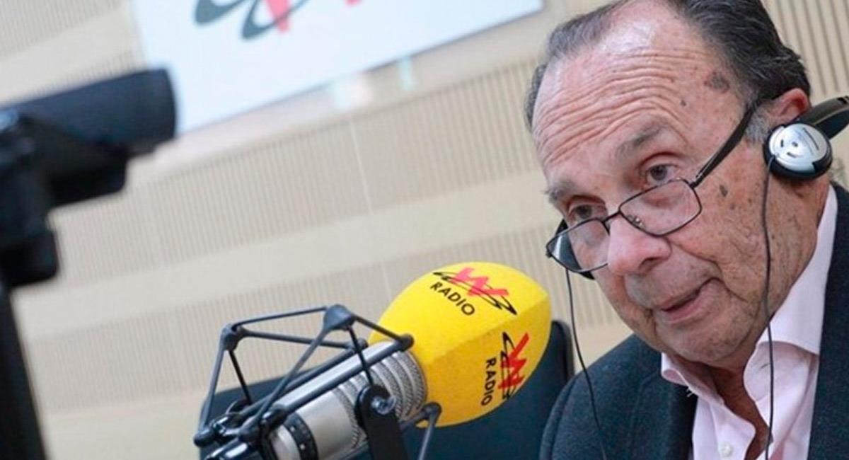 Hernán Peláez regresa a la radio colombiana. Foto: Reproducción Internet