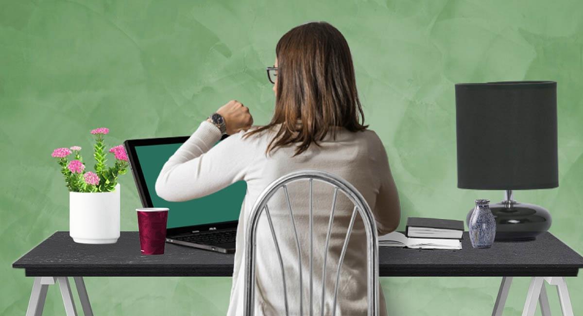 La alternancia entre la oficina y la casa podría ser la nueva forma de trabajar. Foto: Pixabay