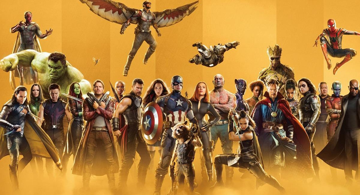 Marvel Studios es una de las franquicias más exitosas del cine. Foto: Twitter @MarvelStudios