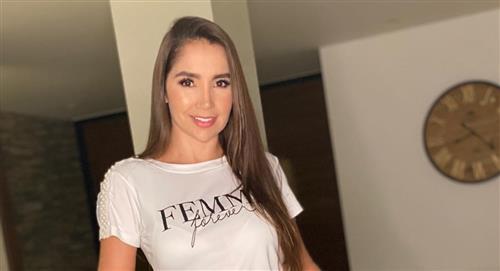 Paola Jara responde críticas sobre su físico