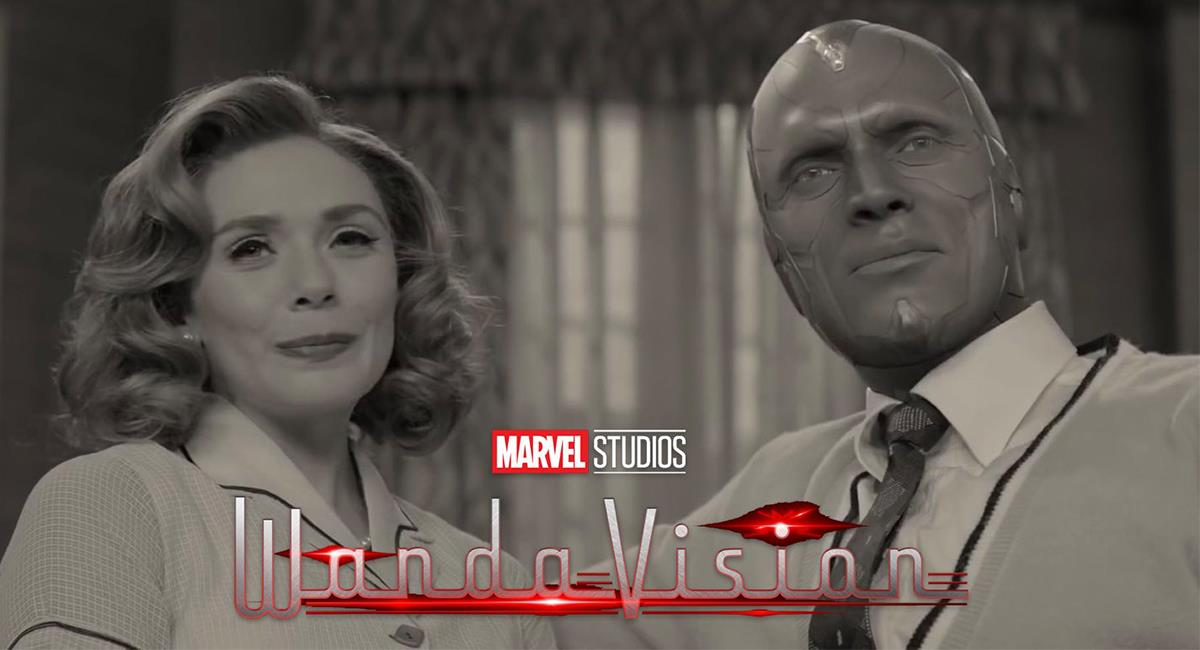 """Wandavision"" es una de las series más esperadas de Marvel Studios. Foto: Twitter @Peli_Comic"