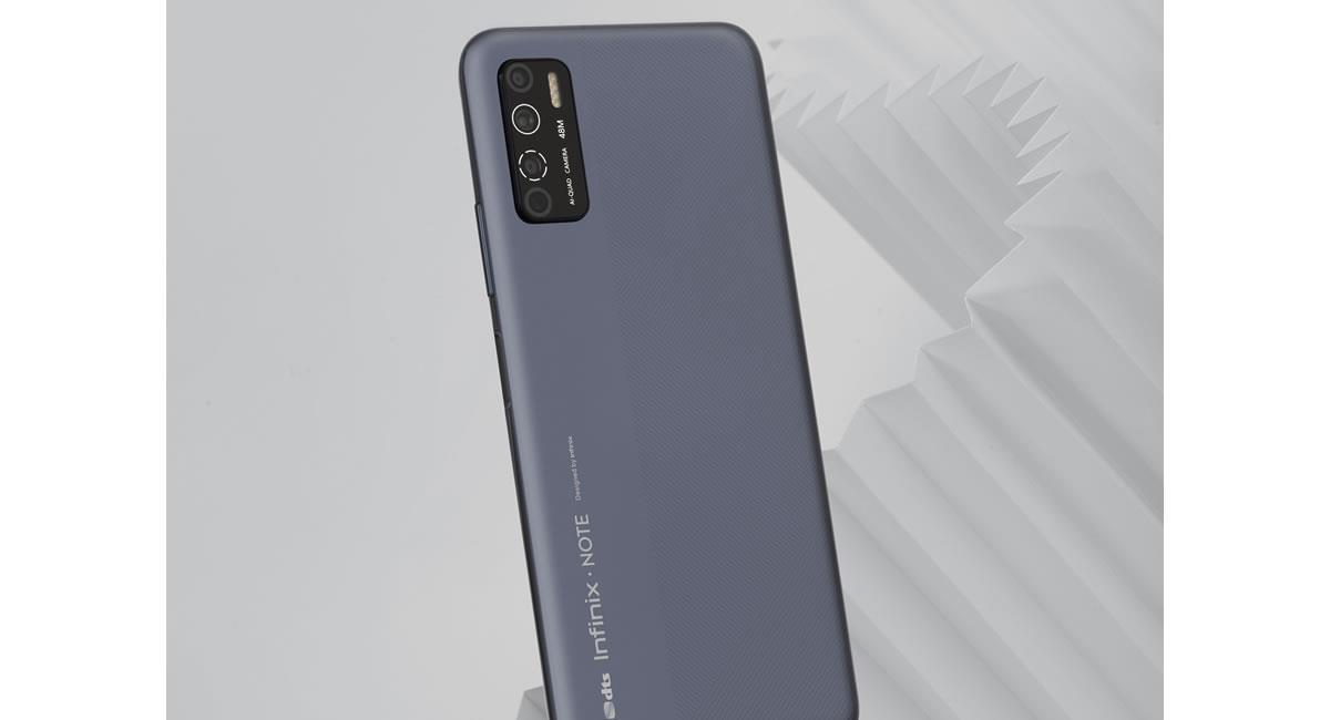 El equipo de Infinix brinda todas las cualidades de un 'smartphone' de gama alta. Foto: Infinix