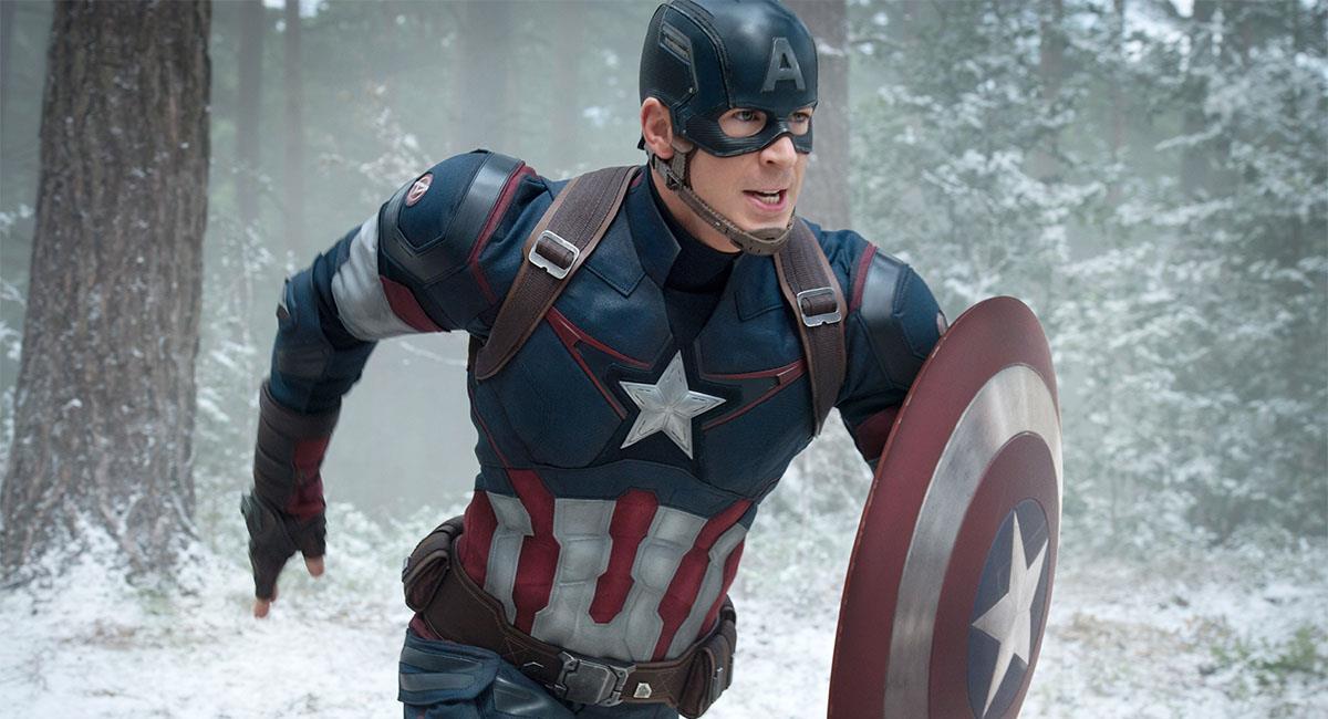 Chris Evans fue el Capitán América desde 2011. Foto: Twitter @Avengers