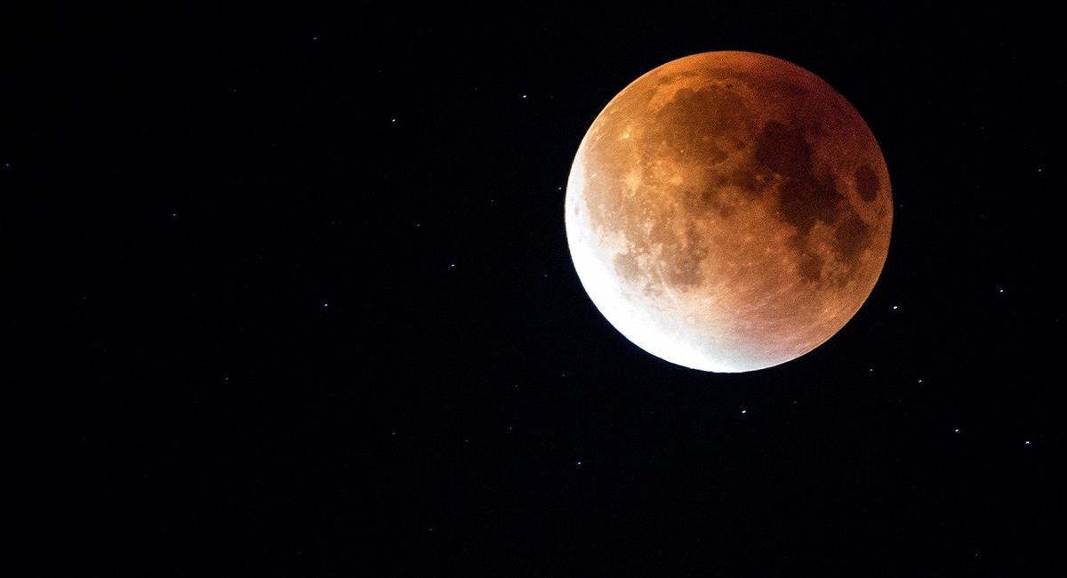 El eclipse lunar de trueno tendrá algunos efectos sobre los signos. Foto: Pixabay