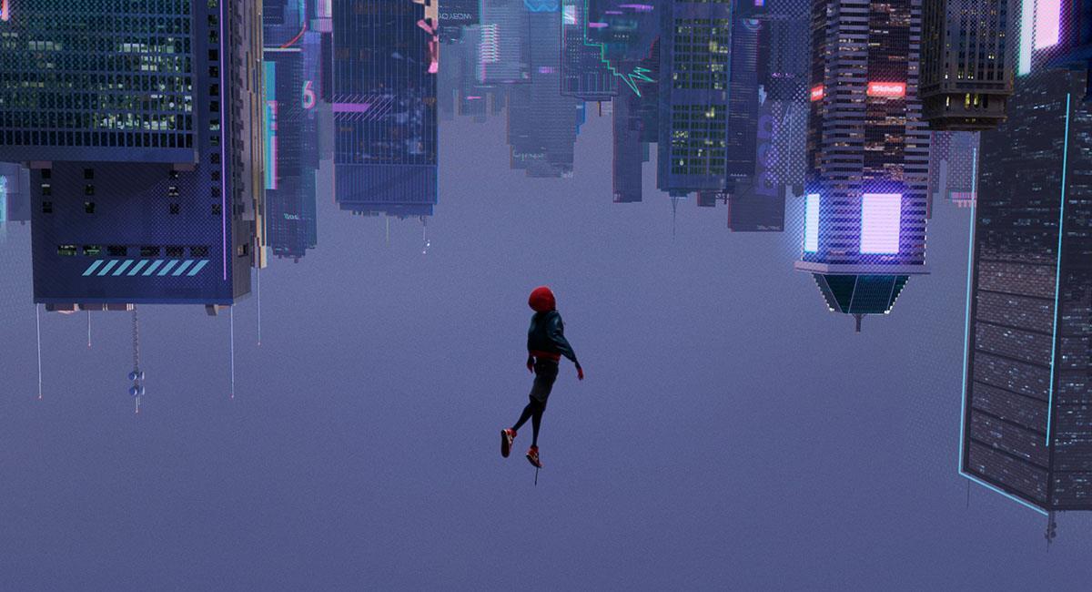 """Spider-Man: Into de Spider-Verse"" logró un Premio Oscar. Foto: Twitter @SonyPictures"