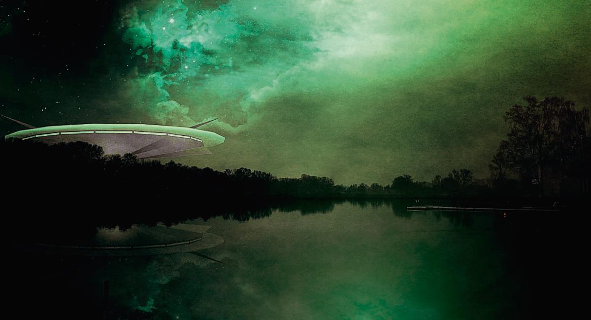 OSNIS: Inquietante teoría asegura que los OVNIS provienen del mar