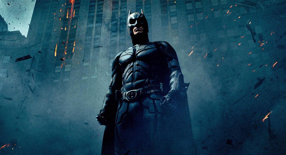Christian Bale interpretó a Batman en tres películas. Foto: Twitter @DCBatman