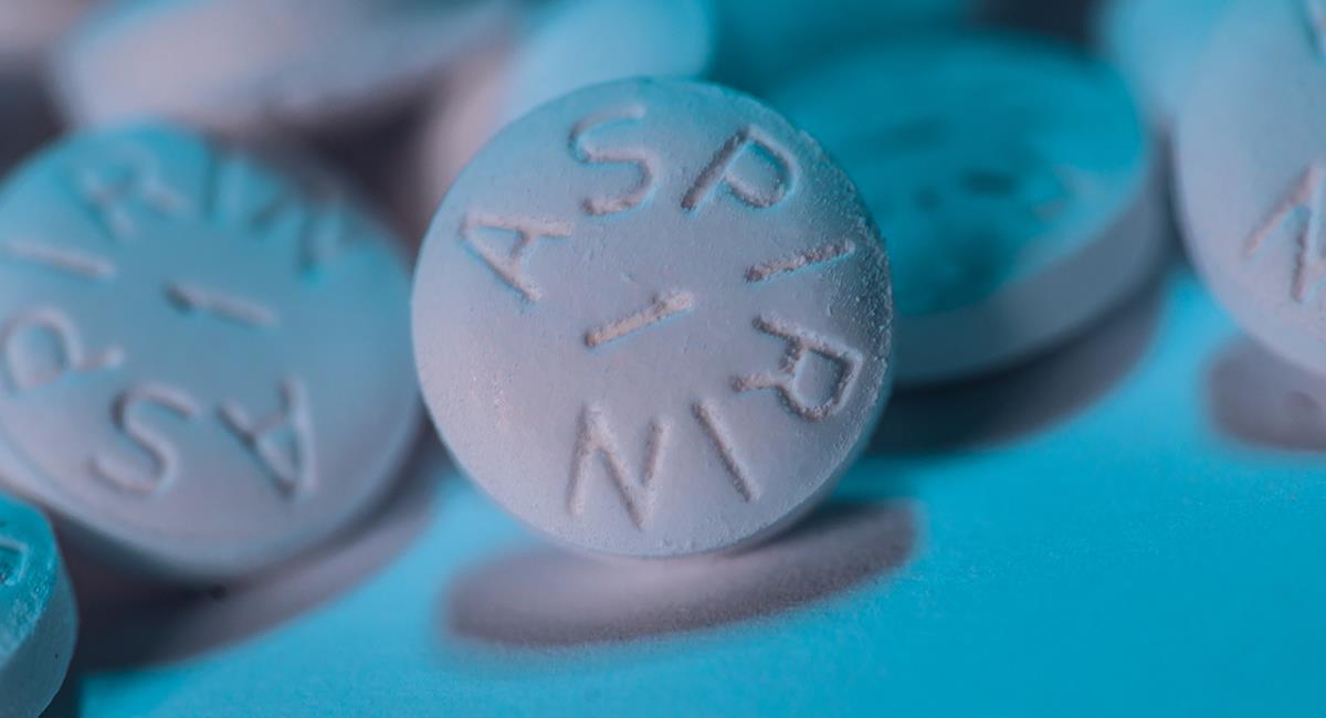 Usos poco comunes de las aspirinas. Foto: Shutterstock