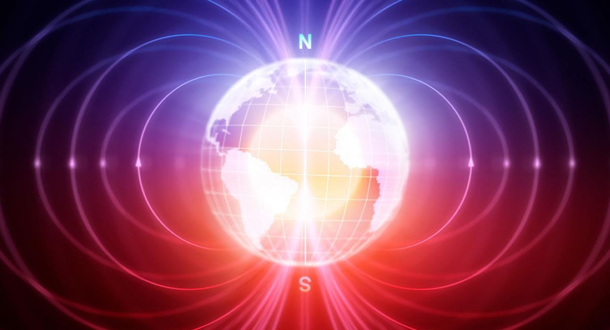 Los polos magnéticos de la Tierra se están moviendo más de lo que se pensaba. Foto: Twitter @Petrovich9