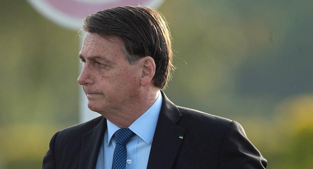 Atención: Jair Bolsonaro dio positivo para COVID-19