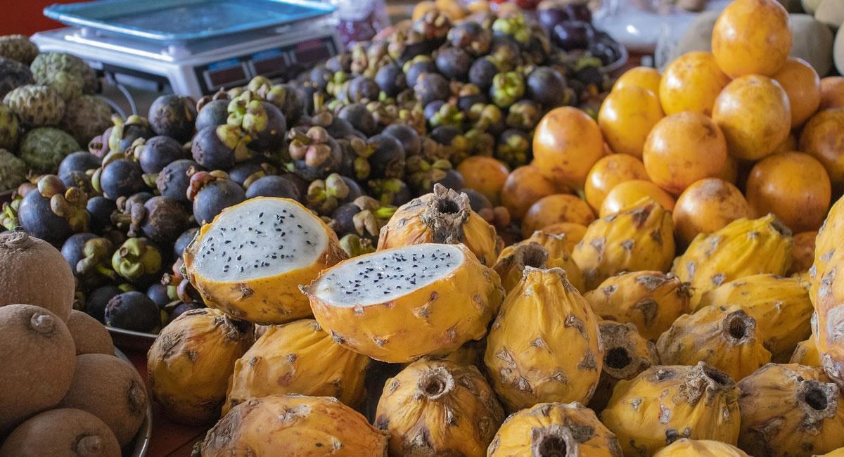 Las frutas de Colombia, son únicas y deliciosas. Foto: Pixabay