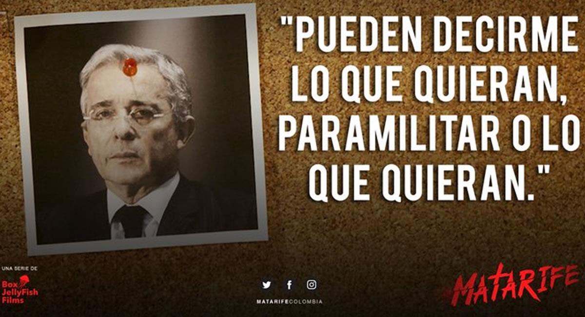 De La Espriella buscará una impugnación legal para buscar la 'doble instancia'. Foto: Twitter @MatarifeCO.