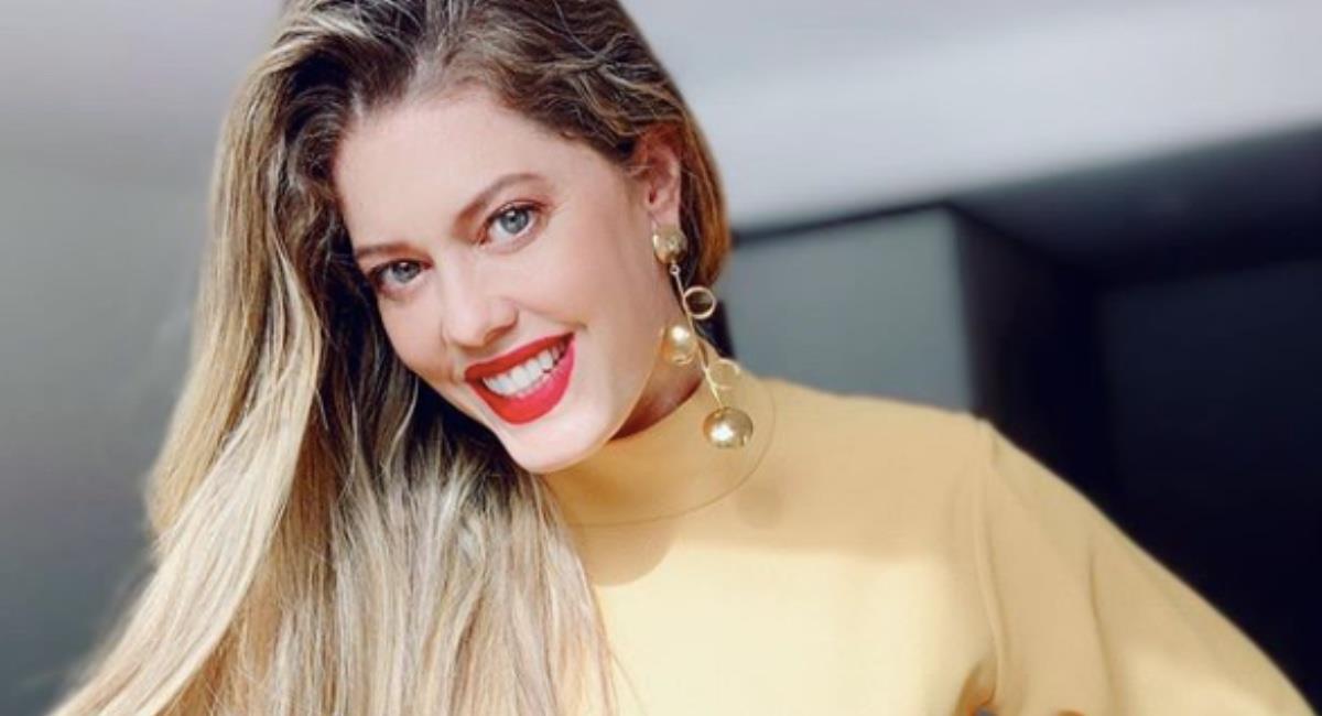 La actriz vivió momentos angustiantes durante el procedimiento. Foto: Instagram @lornacepeda.